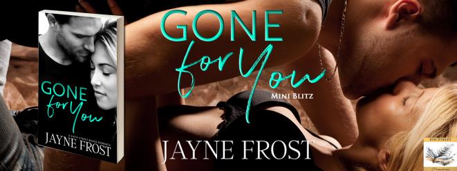 Jayne Frost's Gone For You Mini Blitz
