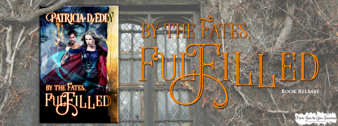 BTF Fulfilled Book Release Banner