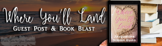 Where You'll Land [Where You'll Land Series, Book 1]