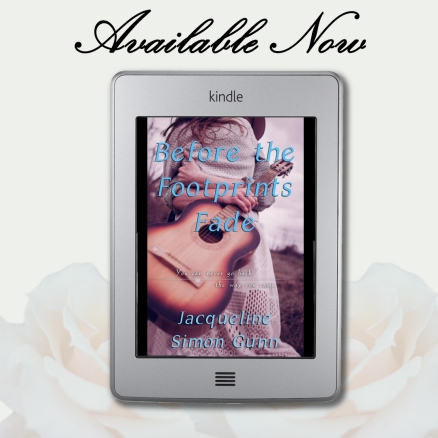 Before the Footprints Fade [Hudson River Series, Book 2]
