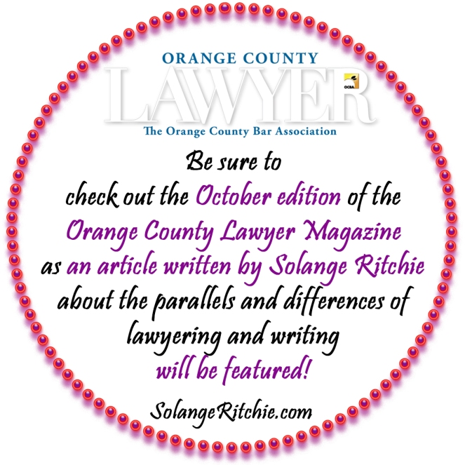 Lawyer Magazine - October 2018 Notification