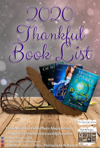 Click this photo to find out more about Jess 2020 Thankful Book List